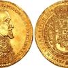 ポーランド ジグムント3世1621年100ダカット金貨