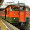 甲信越「週末パス」の旅 (4)しなの鉄道 復刻塗装の115系とともに