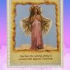 今日のカード*霊媒能力、太陽神経層のチャクラ