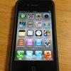 iPhone4Sをリセットしました