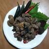 男の家庭ジビエ料理♪熊肉の梅紫蘇風味焼き/他