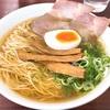 6時→3時で六三。ドライブでおいしい朝ラー、昼ラーいかかでしょう? 岡山市「煮干専門店 六三ラーメン」
