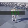 UE4 Animation Budget Allocatorを試してみる