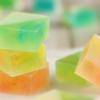 甘酸っぱい琥珀糖の作り方