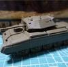 TAMIYA 1/48 イギリス陸軍 巡航戦車 クルセイダー Mk.III (ガールズ&パンツァー劇場版 聖グロリアーナ女学院 ローズヒップ仕様) PART1