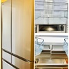 『新しい冷蔵庫到着♪』
