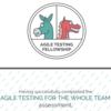 Agile Testing Fellowのメンバーになりました