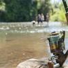 【子連れで川釣り】府中市郷土の森BBQ場の多摩川河川敷で川釣りをしてみた感想