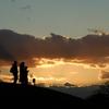 冬の澄んだ空気 〜夕焼け写真