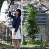 COCOROちゃん その18 ─ 桜よ咲いてよ咲いて咲いてお散歩撮影会2021 ─