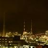 山口県周南市(徳山駅周辺)に工場夜景を撮りに行った