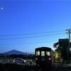 撮り鉄 by 津軽鉄道の夕景