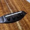 ウクレレ(アコギタイプブリッジ)の弦交換方法