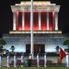 ホーチミン廟(Lăng Chủ Tịch Hồ Chí Minh)