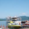 北海道旅行 day2 part.1:阿寒湖クルーズ(阿寒湖遊覧船 ・まりも展示観光センター)/ まりも購入(育て方・注意点・入れ物)