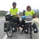 気ままに自転車、夫婦旅