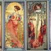 ミュシャ展 運命の女たち@静岡市美術館②浮世絵とミュシャ