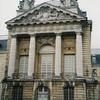 ブルゴーニュ大公宮殿(ディジョン美術館)のファサードと歴史