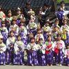 新温泉町善住寺で晋山式・・・稚児行列に参加しました