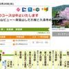 29日(日)のさわやかウォーキング ~富士山ビュー~身延山しだれ桜と久遠寺めぐりは中止