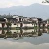 【上海黄山散歩その4】上海から世界遺産の桃源郷「宏村」に行く方法&予算(+見るもの)