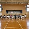 4年生:学習発表会の練習@体育館