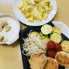 今日のランナーご飯①【お昼の献立】