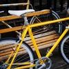 スナップがマンネリ化したら自転車を絡めてみるのがオススメ