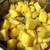 パイにするならサツマイモ餡は、かなり甘くしないとダメ