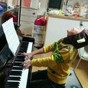 ピアノとお買い物記録