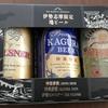 【伊勢地ビール】と【牡蠣】食べ比べ