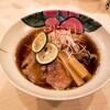 【金沢 のどぐろ ラーメン】「松茸とのどぐろのしょうゆらーめん」Ramen&Bar ABRI (ラーメン&バー アブリ)