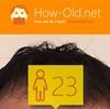 今日の顔年齢測定 395日目