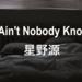 【星野源/Ain't Nobody Know】歌詞の意味を考察 二人だけの時間を唄うラブソング