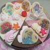 夏の誕生日ケーキ サーティーワンアイスケーキ ディズニープリンセス