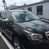 ガンダムコラボ SUBARUのSUV フォレスターで海までドライブ☆