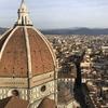 これがずっと見たかった景色!ドゥオモの上(クーポラ)からフィレンツェを見た。