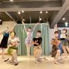 新宿平日バレエレッスンもふんわり上品な空気が流れます