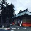 60: 名取市熊野三社巡りラン