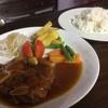 400円ステーキ〜日本人経営の欧風レストラン〜【cha cha cafe】