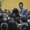 木村昇吾連載第42回 生徒の行動に心を揺さぶられた高校の講演とは