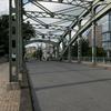 【カラーの1枚】大都会の中でも、殆ど車が通らない道も有るんだ!