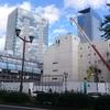 仙台東洋ビル跡地の建設状況