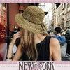 返品不要なほど!ニューヨークが安い!折りたたみストローハットの評価 | 麦わら帽子