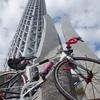 走り初め、東京観光と手賀沼平坦ライド