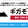 VPN接続ができるWi-Fiプラン「ギガぞうWi-Fi」を申し込んでみた【BIC SIM】