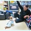 2014 GW 05 5月5日(月) 晩ご飯後の運動編