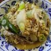 白麻婆豆腐 豚肉ねぎ豆腐炒め煮