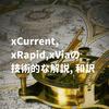 xCurrent, xRapid, xViaの技術的な解説 和訳