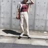 元アパレル販売員‼アラサーママのプチプラ服でほぼワントーンコーデ